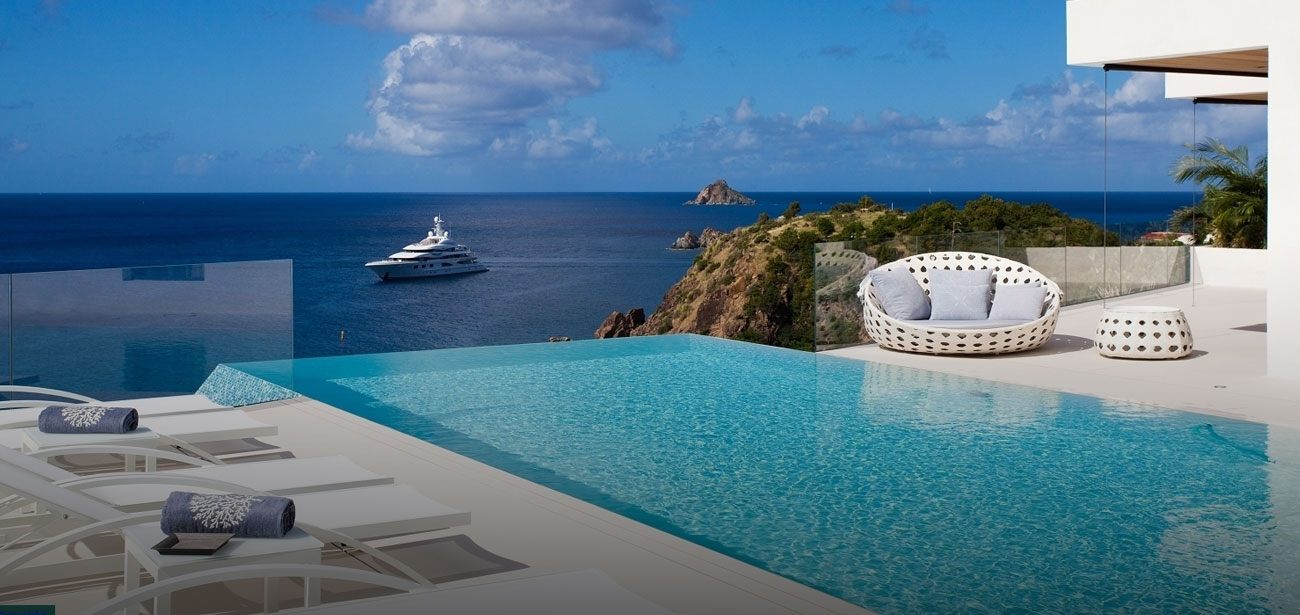Best Island Beaches For Partying Mykonos St Barts: St. Barth Vacation Rentals